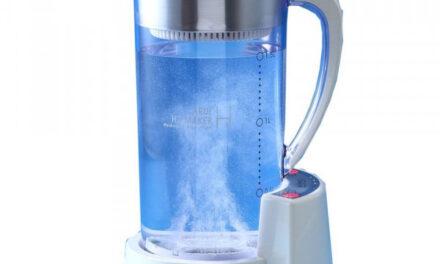 Dlaczego warto pić wodę wodorową?