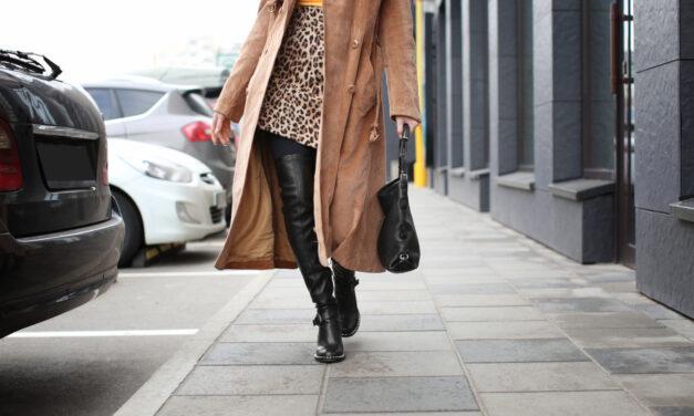 Jak stylowo nosić skórzane muszkieterki? Poznaj najnowsze trendy!