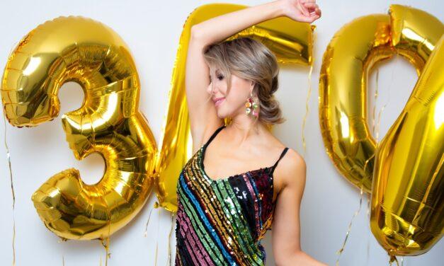 Podpowiadamy jak zorganizować niezapomniane 30. urodziny