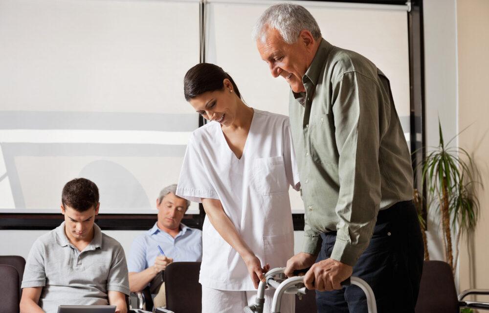 Balkonik do chodzenia – nieocenione wsparcie dla osób starszych