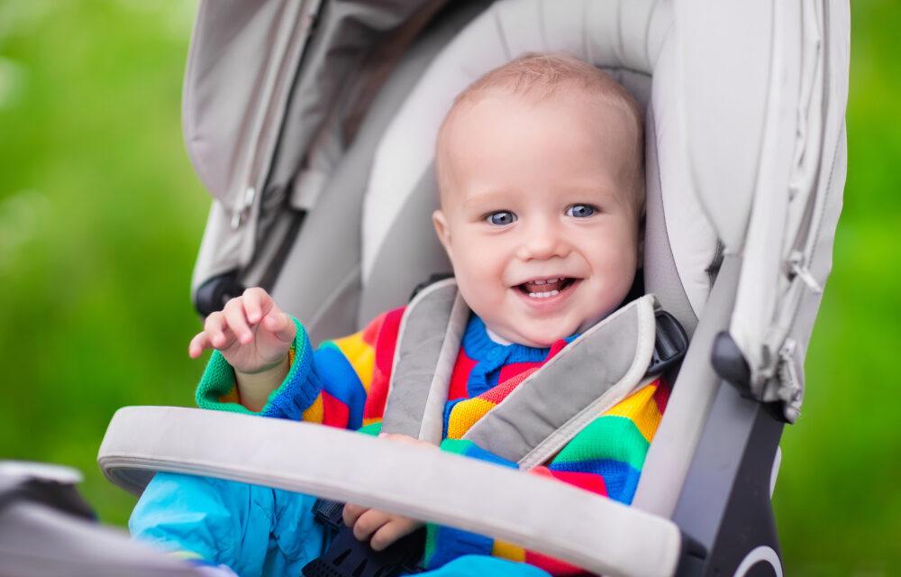 Jaki wózek wielofunkcyjny wybrać dla dziecka?