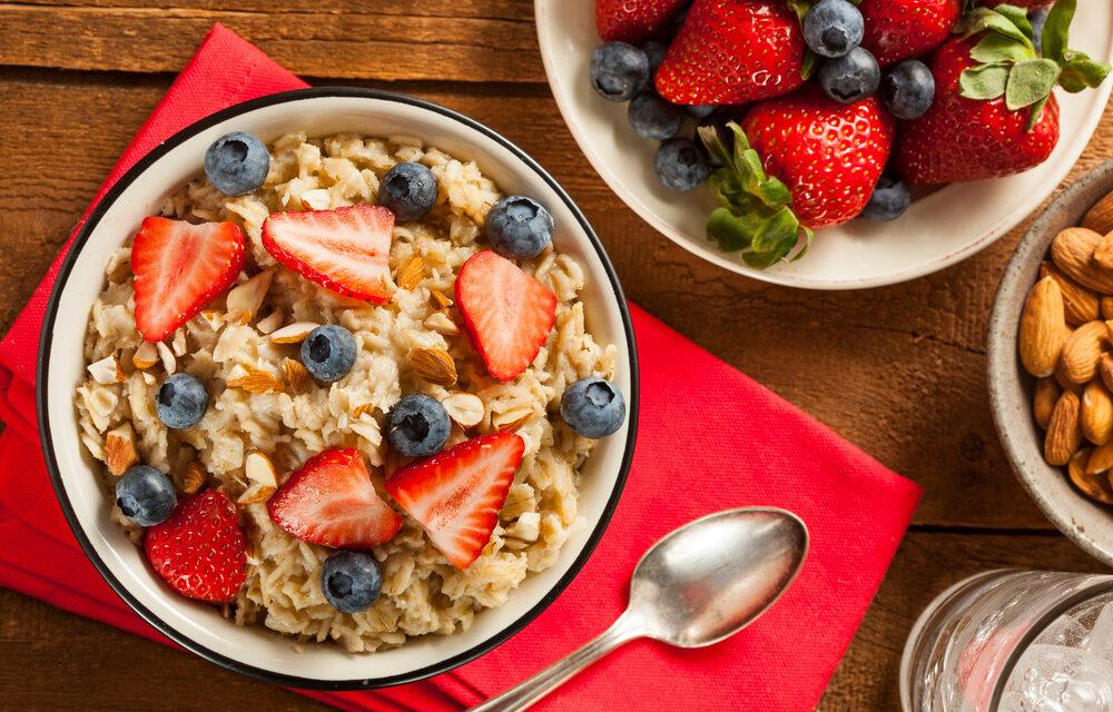 Płatki owsiane – dlaczego warto włączyć je do diety?