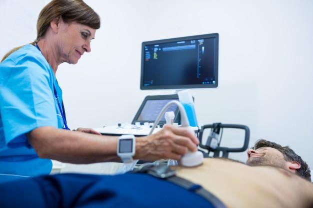 USG brzucha – przebieg, przygotowanie, rodzaje badania.
