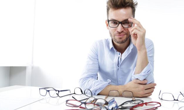 5 najmodniejszych modeli okularów – trendy na rok 2021