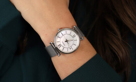 Stylowy dodatek – zegarek damski Fossil