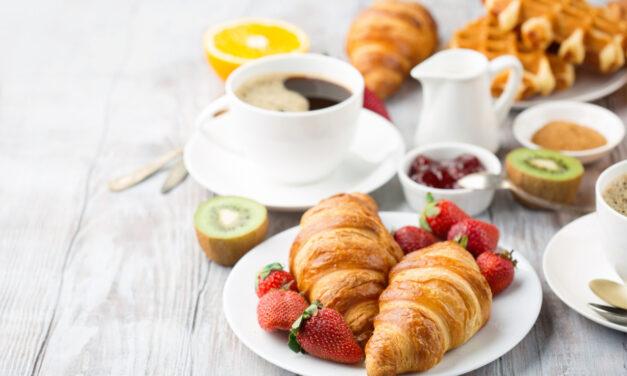Co pić do śniadania?